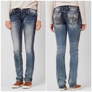 Rock revival | 24 | Betty J246 straight leg jeans